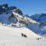 escursione neve gaver