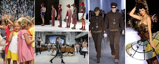 Come organizzare una sfilata di moda