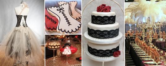 Wedding style: oggi parliamo di Burlesque