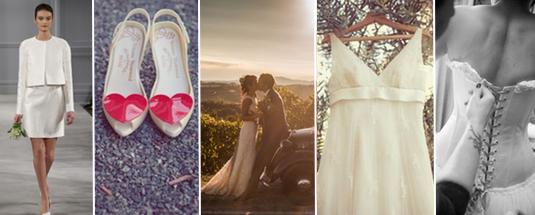 Sposa 2016: 4 stili a confronto