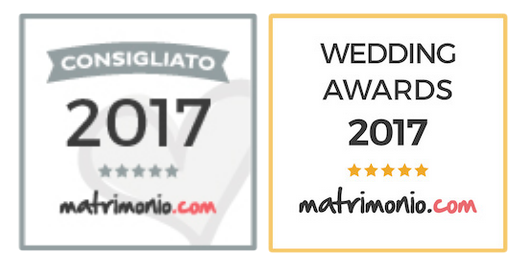 InScena, vincitore Wedding Awards 2017 su matrimonio.com