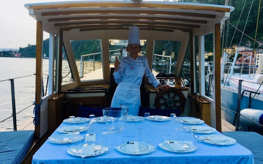 Un evento in barca
