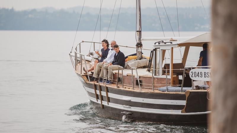 Eventi in barca sul Lago di Garda!