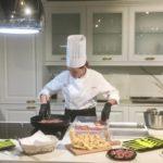 Una personal chef per i menù delle feste!
